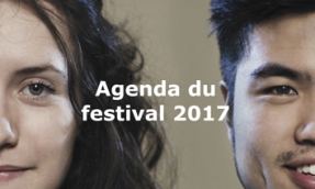 Agenda du Festival 2017